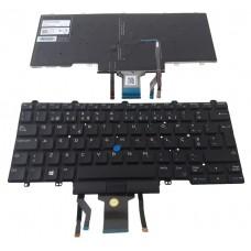 Teclado Dell Latitude E5450 | E5470 | E5480 | E7450 | E7470 Track Stick Retroiluminado
