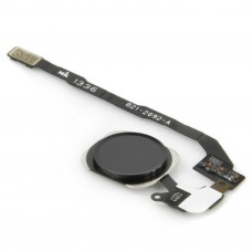Flex Cable + Botão Home iPhone 5S Preto