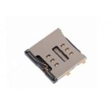 Conector de Leitor de cartão SIM iPhone 4 / 4S