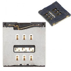 Conector de Leitor de Cartão NANO SIM iPhone 5