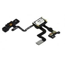 Flex Cable Sensor de Aproximação, Botão ON/OFF e Speaker iPhone 4S