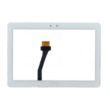 Touchscreen Samsung Galaxy Tab 10.1 P7500 / P7501 Branco