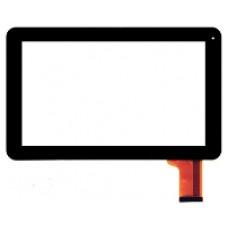 Touchscreen Wolder MiTab Chicago Preto